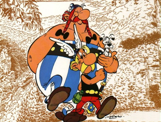 Asteris & Obelix